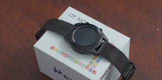 Đánh giá nhanh smartwatch DT No.1 S9