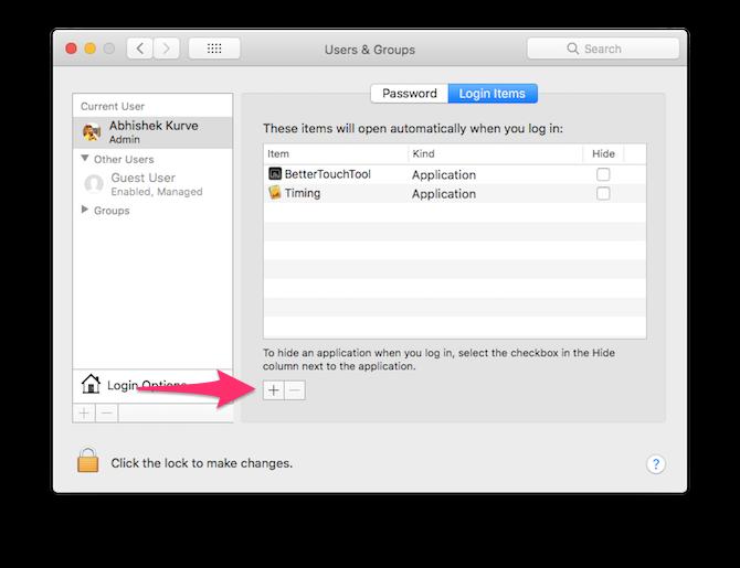 Thủ thuật Mac - Thêm, xóa hoặc hoãn các mục khi khởi động trên Mac của bạn