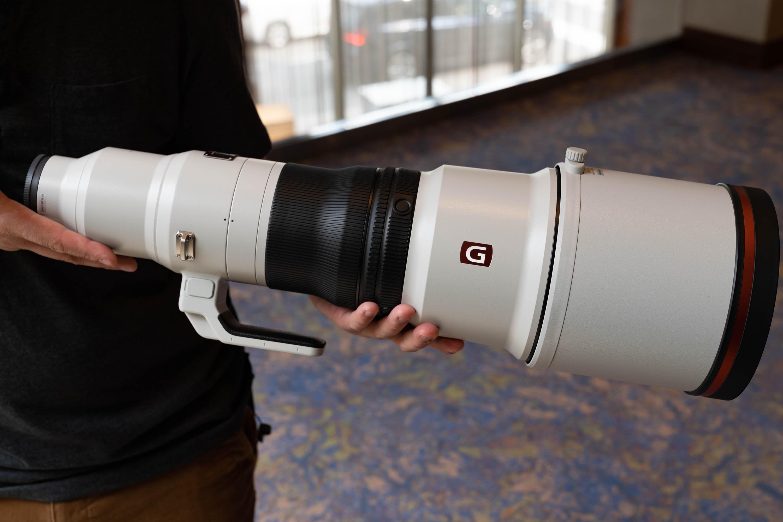 Sony FE 600mm F4 GM OSS va FE 200-600mm F5.6-6.3 G OSS