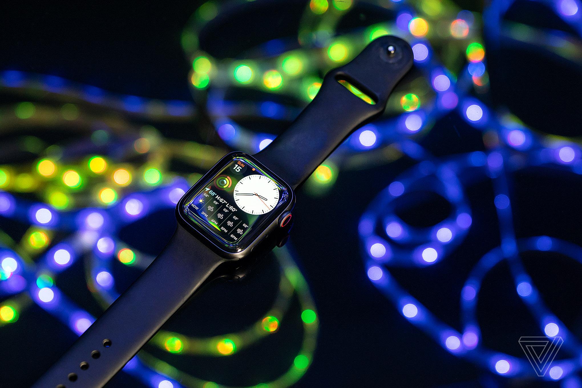 apple watch seri 5