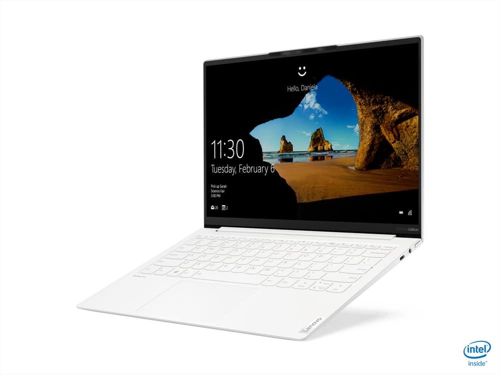 Lenovo ra mắt bộ đôi laptop Yoga Slim 7i mỏng nhẹ, sử dụng CPU Intel Core Gen 11
