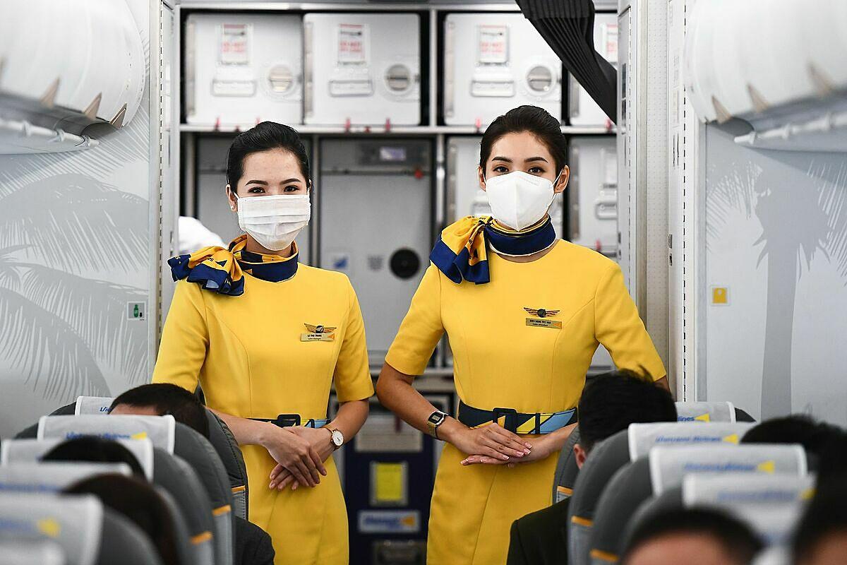hãng hàng không Vietravel Airlines ra mắt