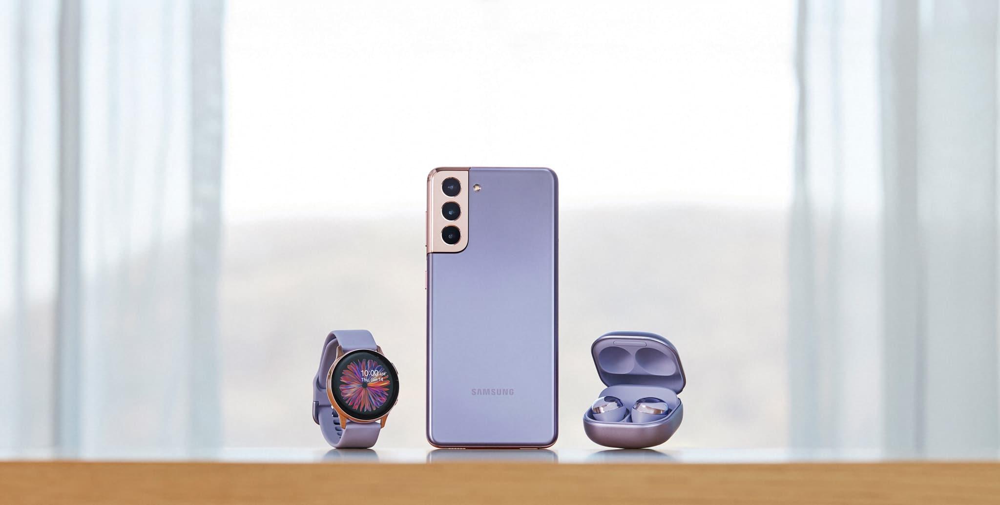 Samsung Galaxy S21 và S21+ ra mắt chính thức tại Việt Nam