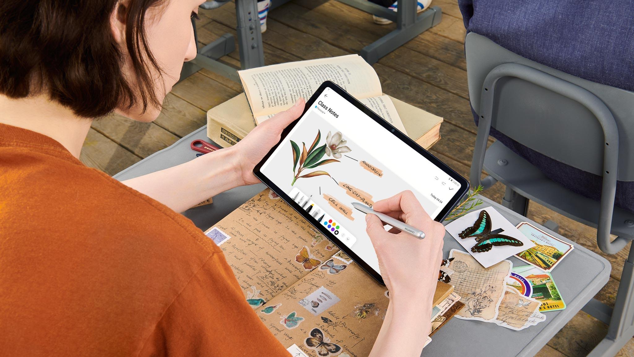 Huawei ra mắt MatePad và MatePad T10s tại Việt Nam