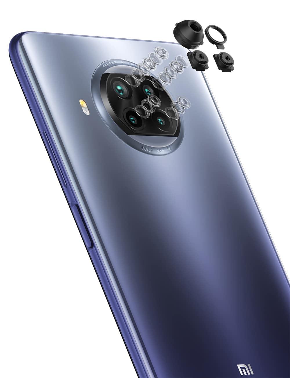 Xiaomi chính thức ra mắt Mi 10T Lite trang bị 5G tại Việt Nam