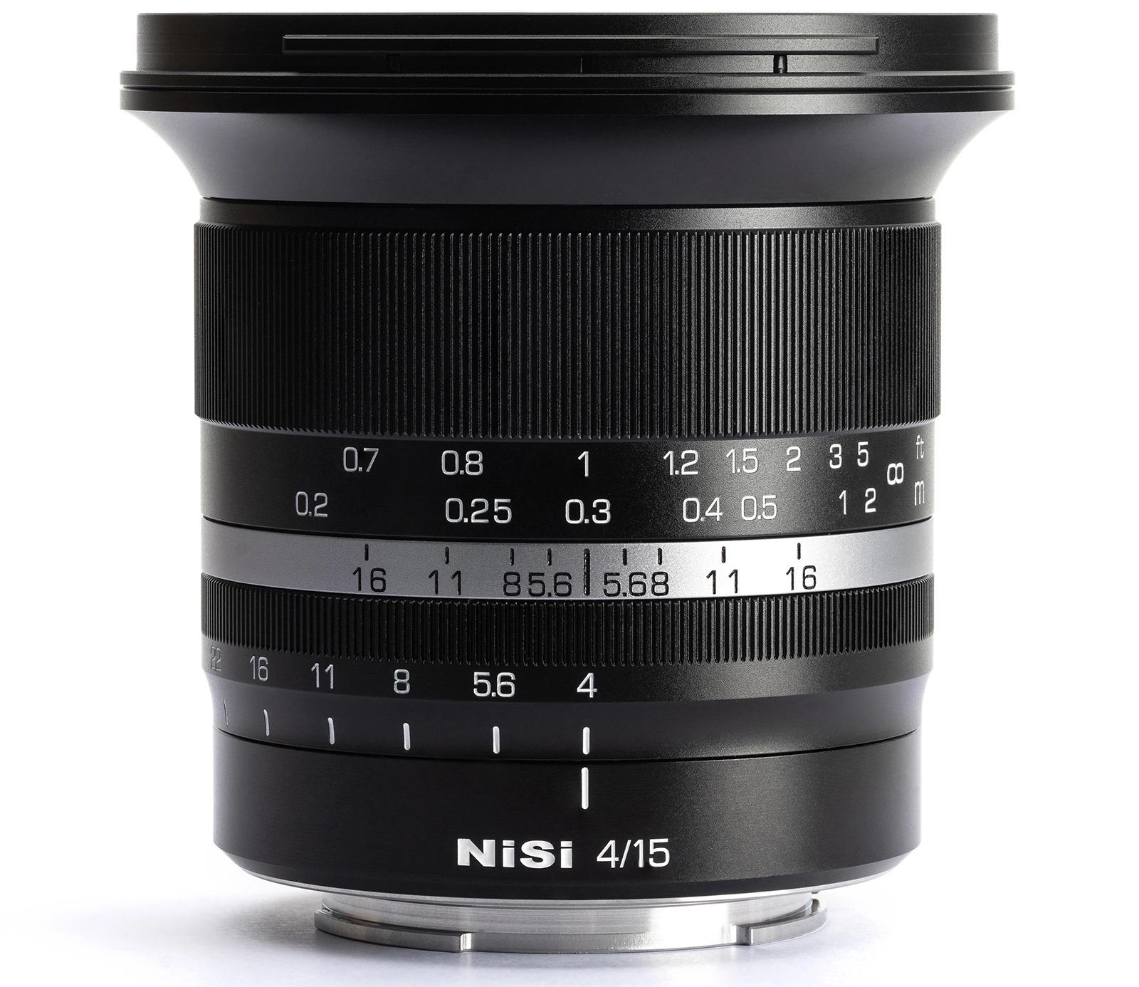 NiSi 15mm F4
