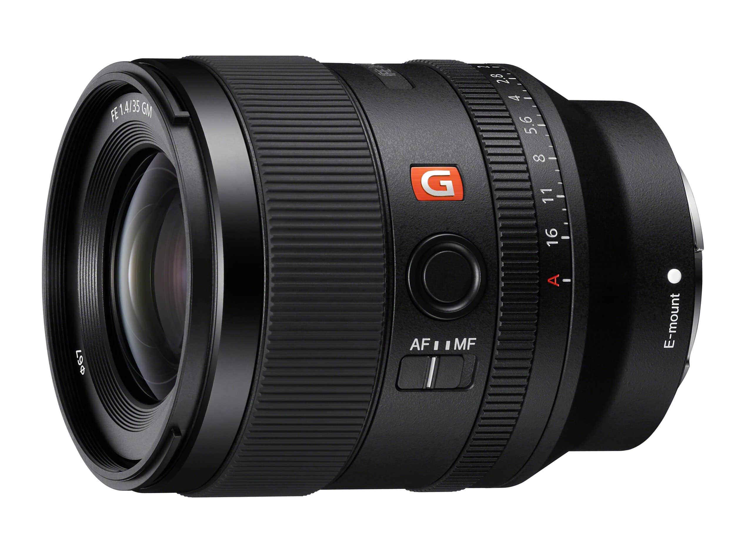 Sony FE 35mm F1.4 GM - ống kính fullframe mới từ Sony