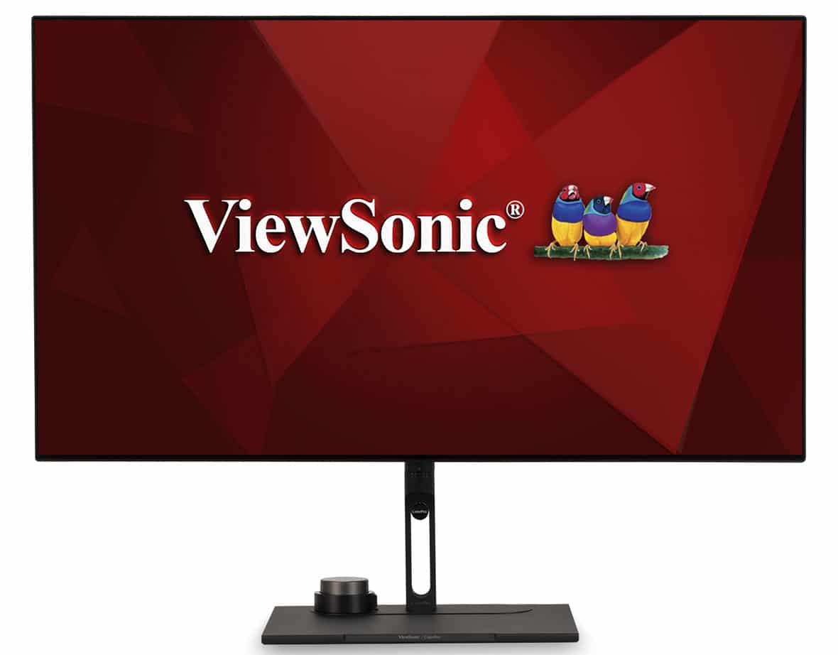 [CES 2021] ViewSonic ra mắt màn hình ColorPro 8K cho nhiếp ảnh gia