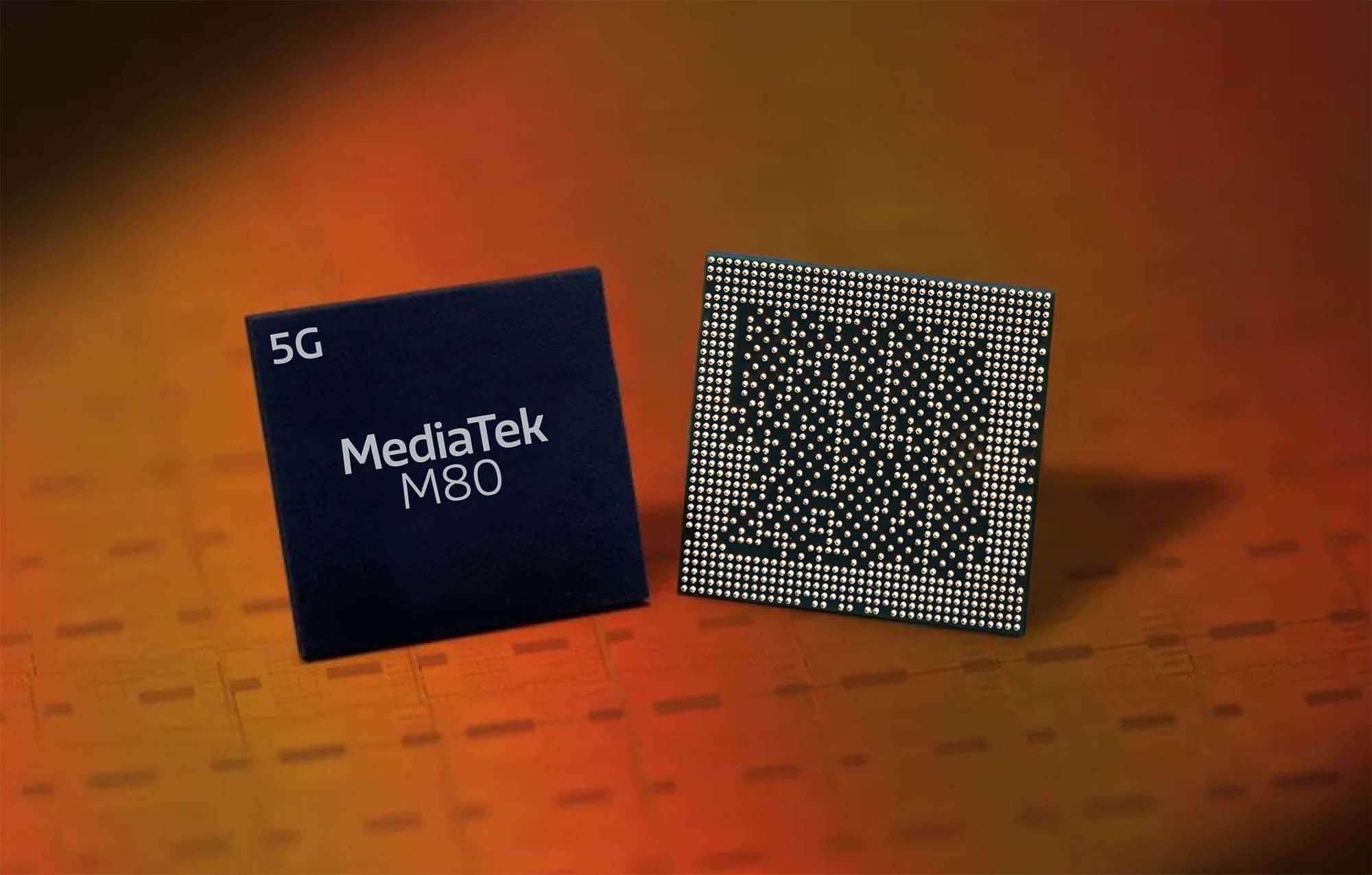MediaTek ra mắt Modem 5G M80 mới hỗ trợ mạng 5G mmWave và Sub-6 GHz