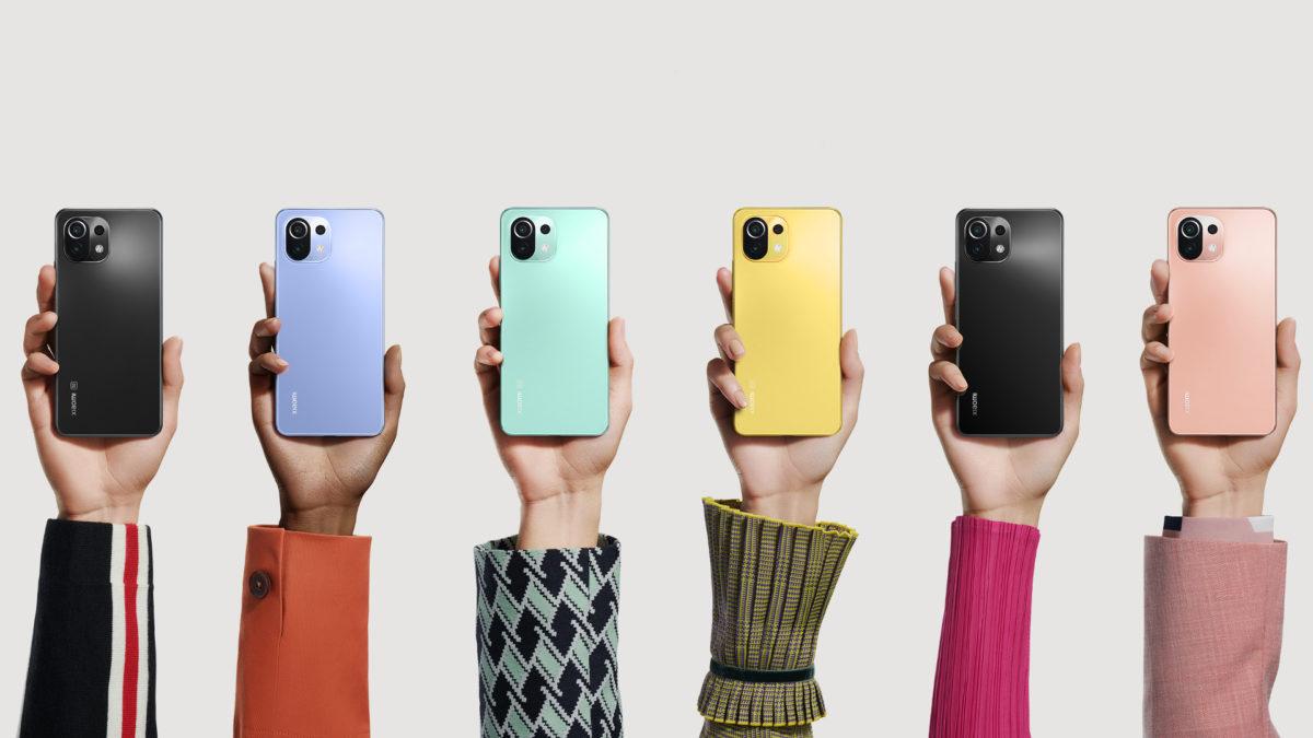 Xiaomi Mi 11 Lite 5G và Mi 11 Lite chính thức ra mắt