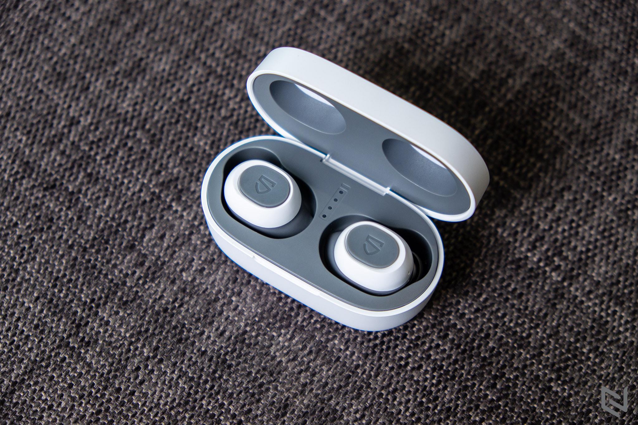 Đánh giá Soundpeats TrueFree 2