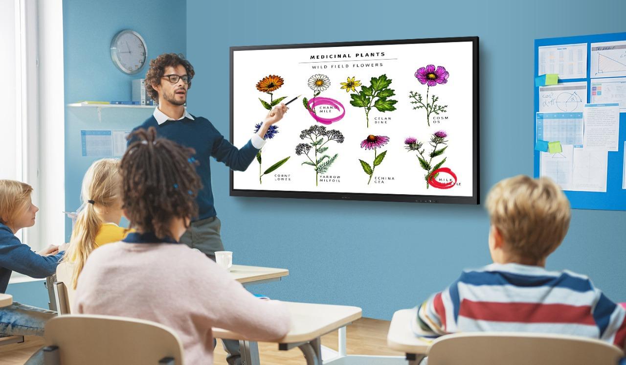 Samsung ra mắt Samsung Flip 3 - bảng tương tác 75-inch cho việc dạy học