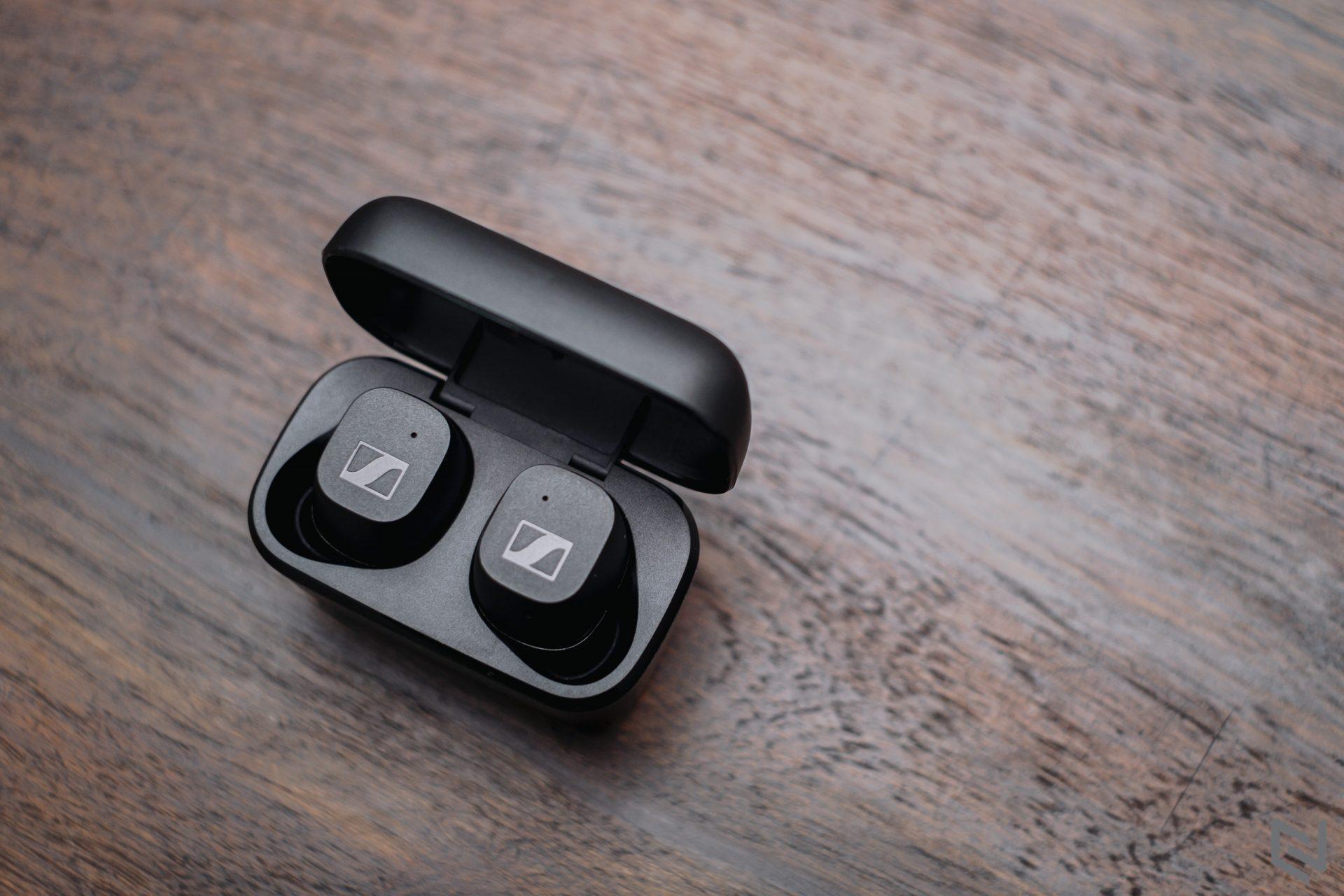 Mở hộp và đánh giá nhanh Sennheiser CX True Wireless